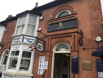 22 Vyse Street, Birmingham, ,Office,For Rent,22 Vyse Street,1055