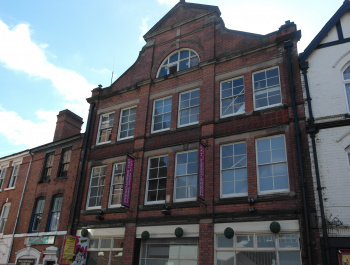 Berry Street, Wolverhampton, ,Office,For Rent,Pressworks,Berry Street,1006